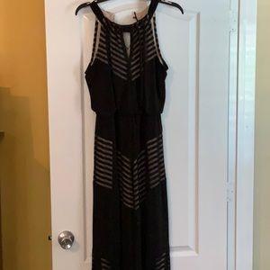 Floor length dress